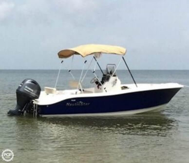 Nautic Star 19, 19', for sale - $31,200