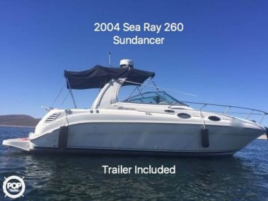 Sea Ray 260 Sundancer, 28', for sale - $34,999