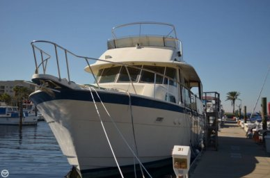 Hatteras 56 MY, 56', for sale - $120,000