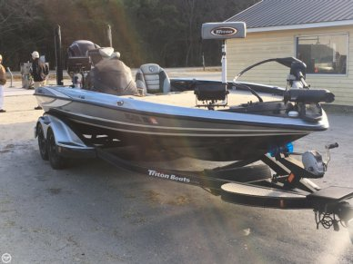 Triton 21 TRX Elite, 21', for sale - $51,500