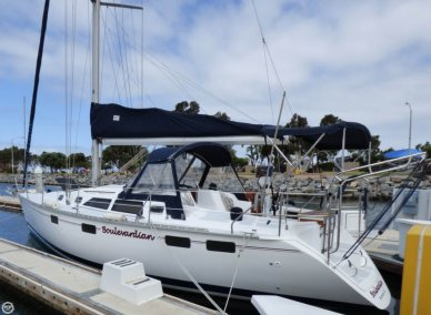 Hunter 37.5 Legend, 37', for sale