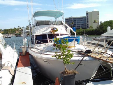 Pacemaker 48 Sport Fisherman, 48', for sale - $55,600