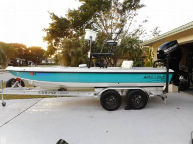 Action Craft 19 Ace Flatsmaster, 18', for sale - $50,600