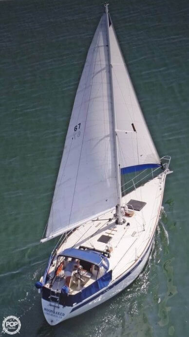 Pearson 40, 40', for sale - $66,000