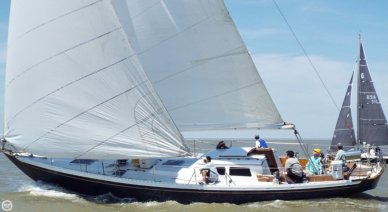 Columbia C 50 Cutter Rig Sloop, 50', for sale
