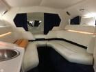 Luxury Interior Cuddy Cabin.