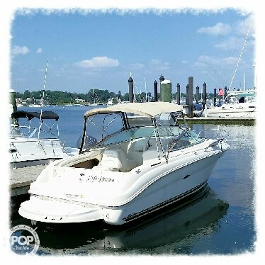 Sea Ray Weekender 225, 24', for sale - $14,750