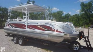 JC 266 B Tritoon Classic, 26', for sale - $59,900