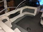 U-shaped Cockpit Seating, Cockpit Carpet, Wakeboard Tower