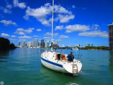 Irwin Yachts 37-1, 37', for sale - $15,000