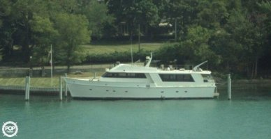 Bellamy 90, 90', for sale - $115,000