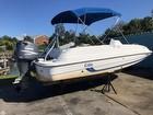 2001 Cobia 206 Deckboat - #3