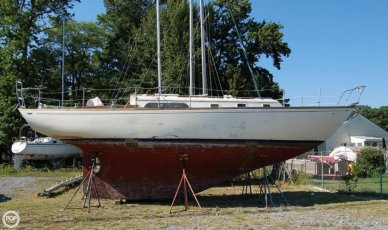 Cheoy Lee 36 Luders, 36, for sale - $13,500