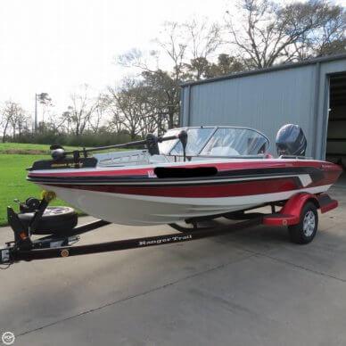 Ranger Boats Reata 186VS, 18', for sale - $32,900