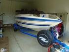Nice Boat On Trailer Garage Kept
