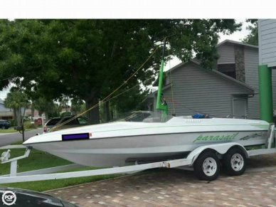 Century 21 CTS Parasail Boat, 21', for sale - $17,500