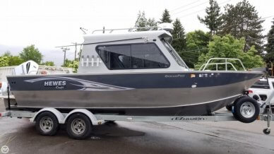Hewescraft 24 Ocean Pro, 24', for sale - $71,700