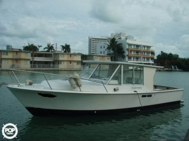 Black Watch 30 Open Fisherman, 31', for sale - $35,000