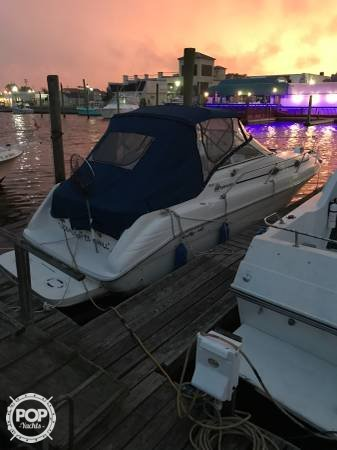 Sea Ray 250 Sundancer, 24', for sale - $12,900