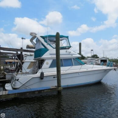 Sea Ray 370 Sedan Bridge, 36', for sale - $26,900