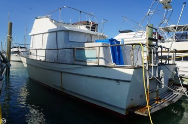 Marine Trader 34 Double Cabin, 33', for sale - $18,000