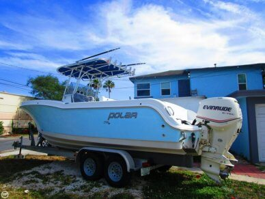 Polar 2700 Center Console, 27', for sale - $48,900