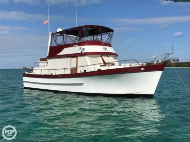 Marine Trader 44 Long Range Cruiser, 44', for sale - $67,000