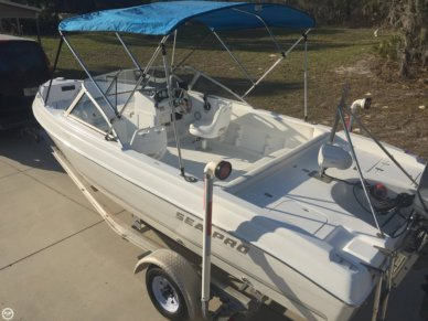 Sea Pro 195 F/S, 19', for sale - $14,000