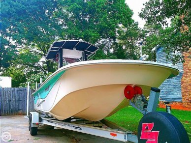 Carolina Skiff 238 DLV, 22', for sale - $35,500