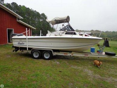 Angler 220 Walk Around, 22', for sale - $18,000