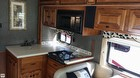 Counter, Kitchen Sink, Microwave/convection Oven, Stove