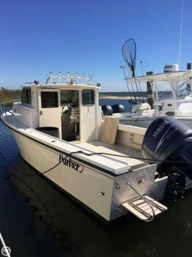 Parker Marine 2520 SL, 25', for sale - $48,900