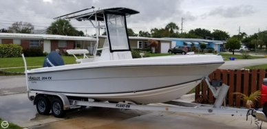 Angler 204 FX, 20', for sale - $30,200