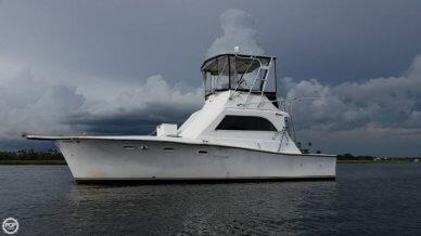 Egg Harbor 33 Sedan Fisherman, 33', for sale - $20,000