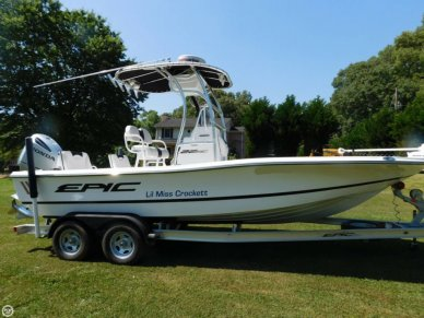 Epic 22SC, 22', for sale - $59,500