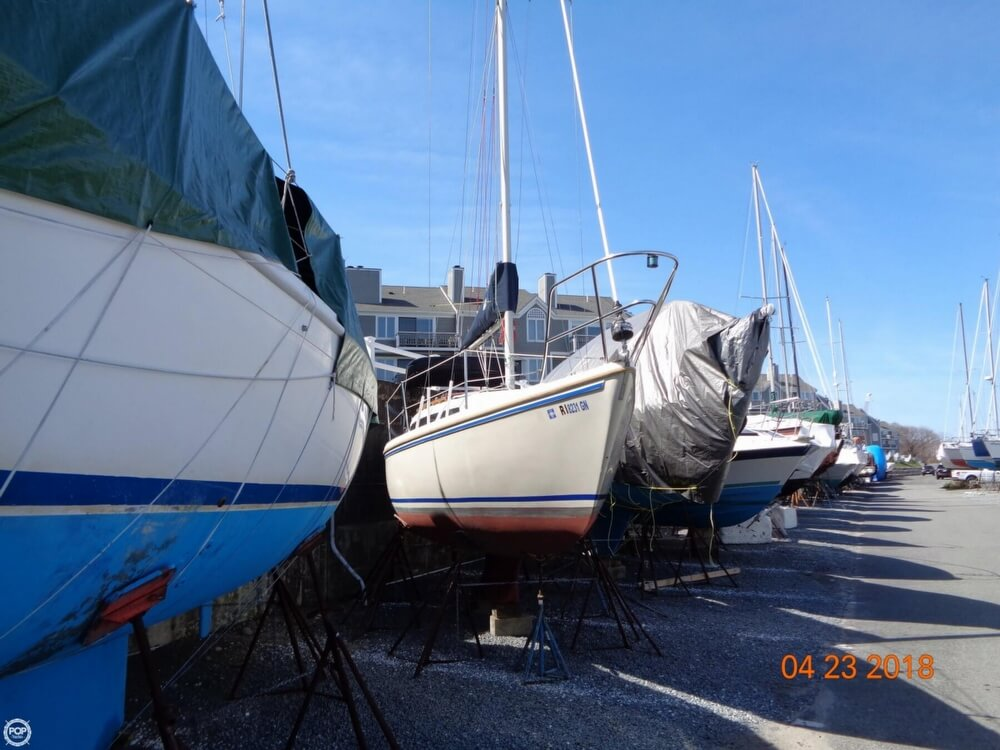 1985 Catalina 27 Shoal Draft For Sale