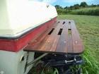 Custom Crafted Ironwood Swim Platform