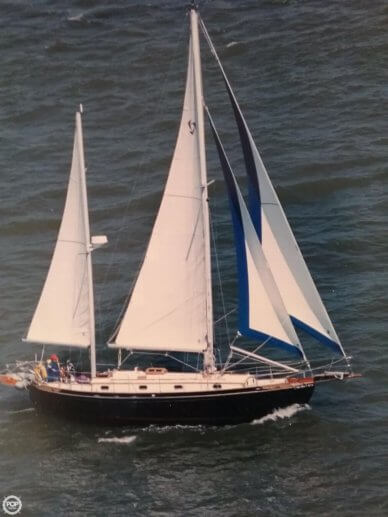 Tayana 37 Ketch, 37, for sale