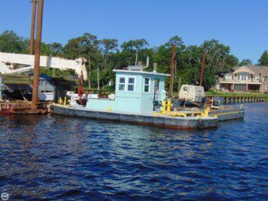 Custom Built 38 Tug, 38', for sale - $55,600