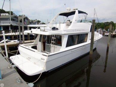 Bayliner 4788 Pilot House Motoryacht, 47', for sale - $195,000