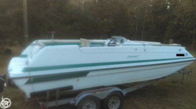 Hurricane FunDeck 216, 21', for sale - $8,000