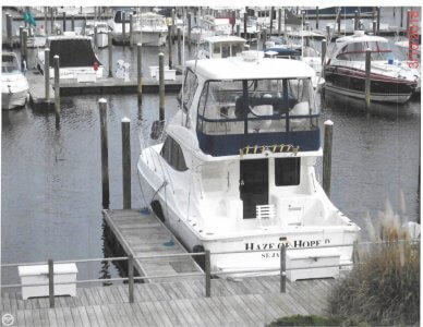 Silverton 38 Convertible with Sportpac, 43', for sale - $194,500