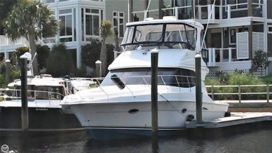 Silverton 38 Convertible with Sportpak, 43', for sale - $185,000