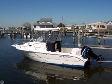 Sea Fox 230 Walk Around, 23', for sale - $17,499
