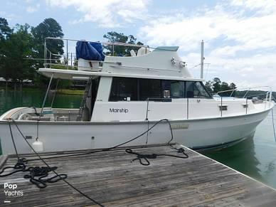 Mainship 34 Diesel Cruiser, 34', for sale - $39,900