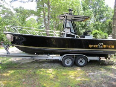 Downeaster 25 River Hunter, 25', for sale - $33,900