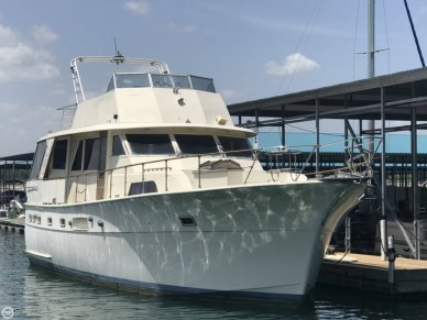 Hatteras 53 MY, 53', for sale