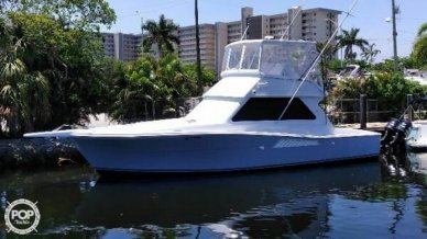 Viking 38 Convertible, 43', for sale - $198,900