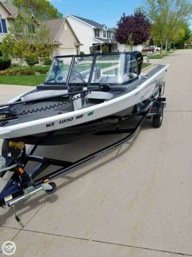 Smoker Craft 172 Altima, 17', for sale - $31,700
