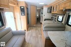 Dinette, Kitchen Sink, Counter, Cabinets, Flooring, Couch